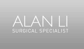 Welcome to Alan Li Surgery Logo